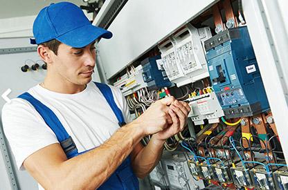 Lắp đặt máy phát điện tự động tại tòa nhà Cantavil