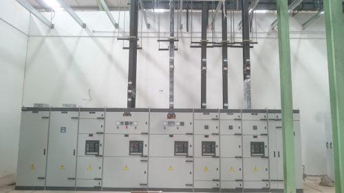 Thi công lắp đặt hệ thống thiết bị điện công nghiệp