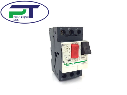GV2ME04 – CB Bảo vệ ĐC loại từ nhiệt GV2ME