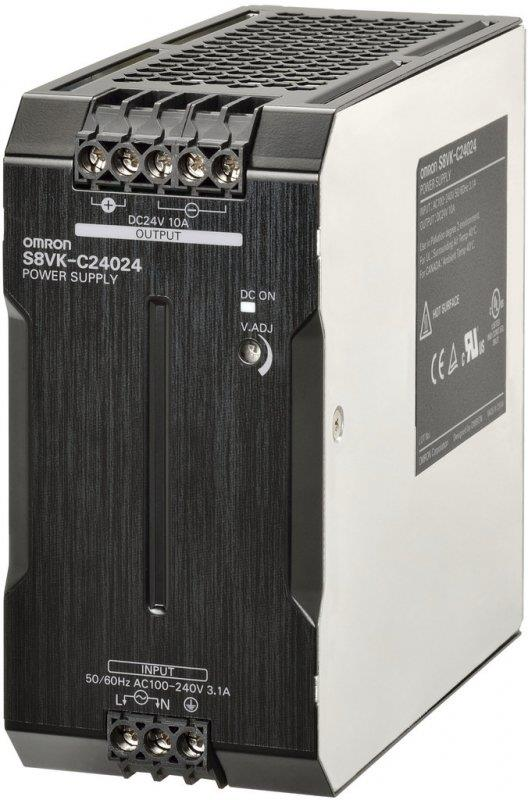 S8VK-C24024 Loại 24VDC công suất 240W-10A