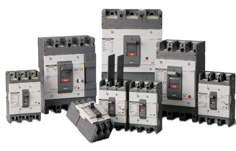 MCCB 3P-1000A 85ka