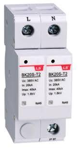 Thiết bị chống sét LS BK20S-T2