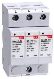 Thiết bị chống sét LS BK40S-T2