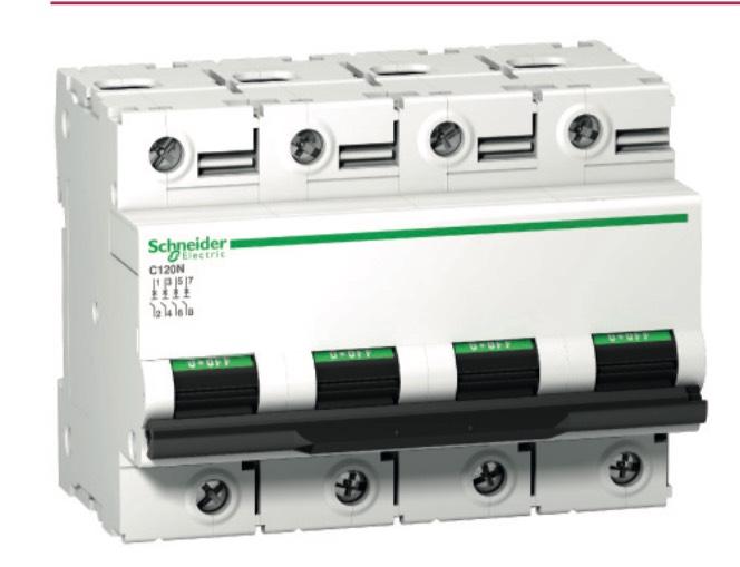 C120N 10kA 230V – Cầu dao tự động ACTI9 – MCB C120N
