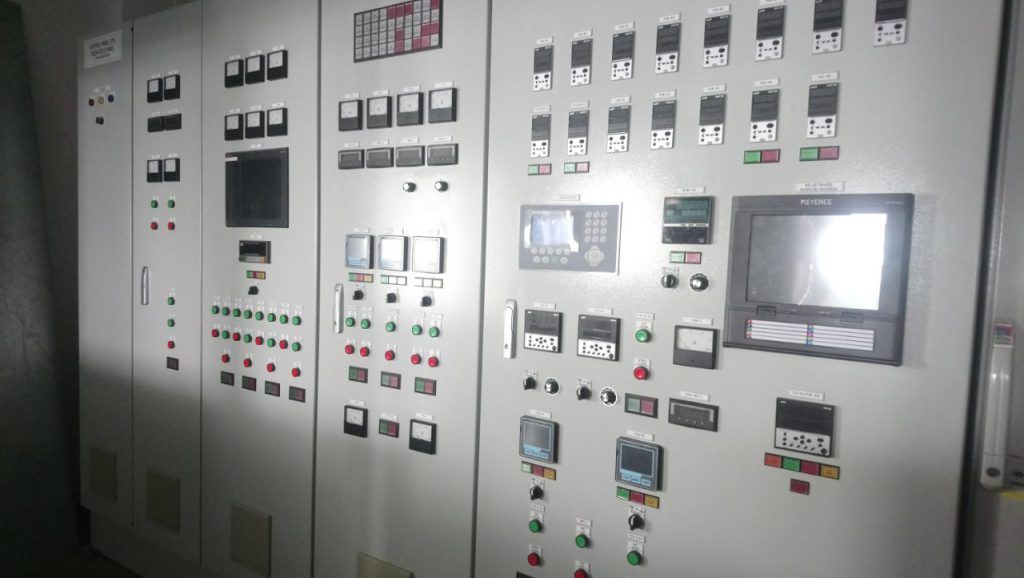 Tủ điện tổng MSB – Tủ điện phân phối chính MSB