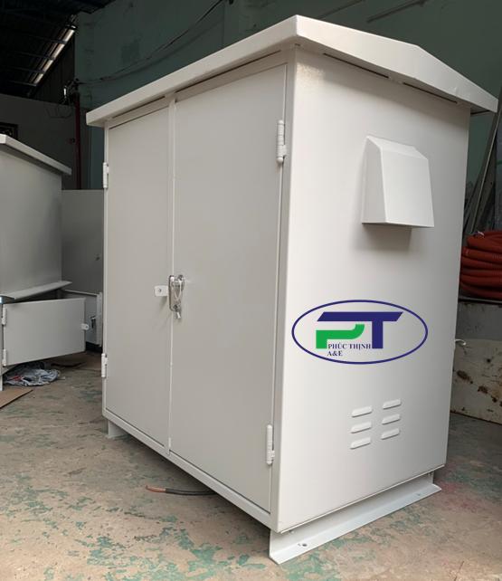 Cung cấp tủ điện cho hệ thống đường sắt việt nam