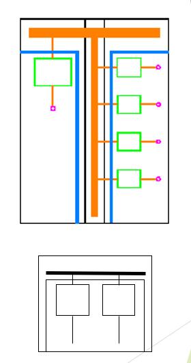 tủ điện form 2b