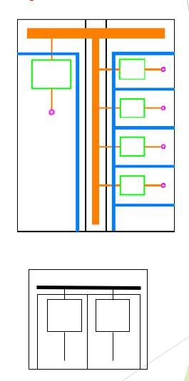 tủ điện form 4a