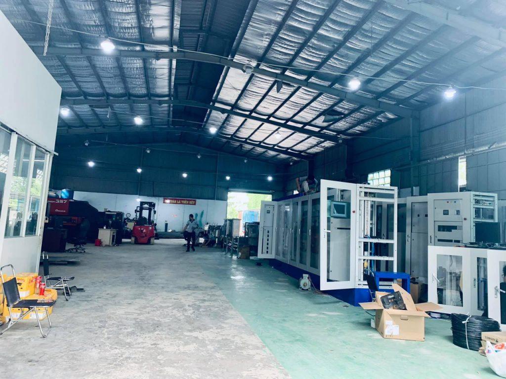 xưởng sản xuất vỏ tủ điện
