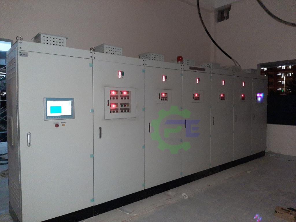 Vỏ tủ khung  – Tủ modul