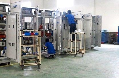 Thiết kế, thi công hệ thống điện nhà máy xử lý nước quy nhơn