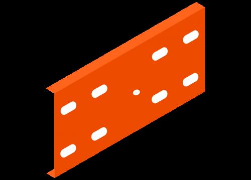 Bát nối thang cáp điện