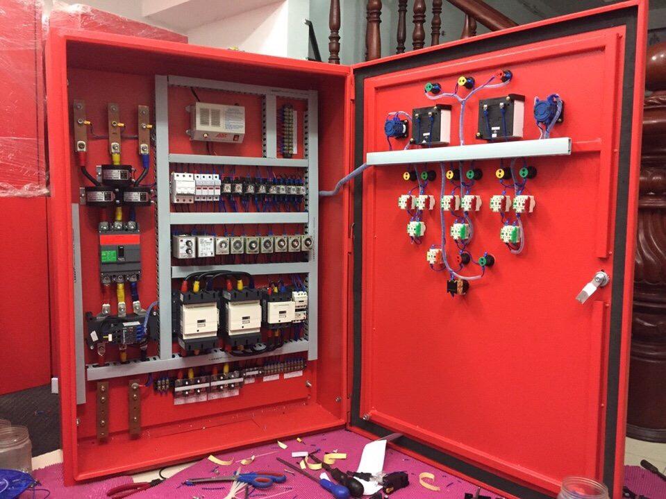 TỦ ĐIỆN PCCC ( tủ điện phòng cháy chữa cháy)