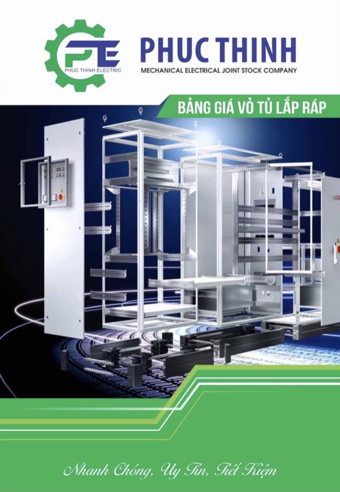 Bảng giá vỏ tủ lắp ghép modul – Phúc Thịnh